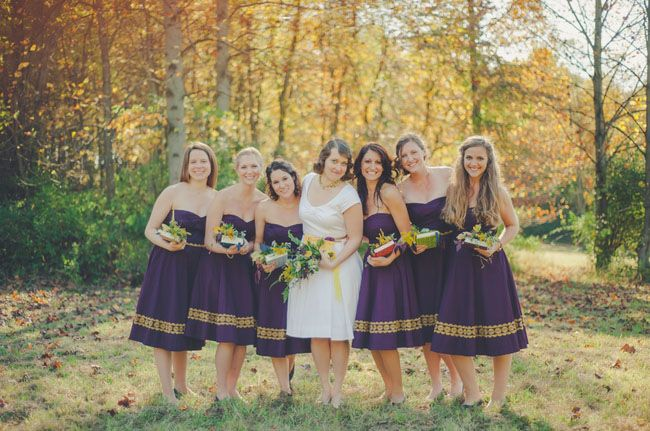 10 Unique & Creative Bridesmaid Bouquet Alternatives - Books