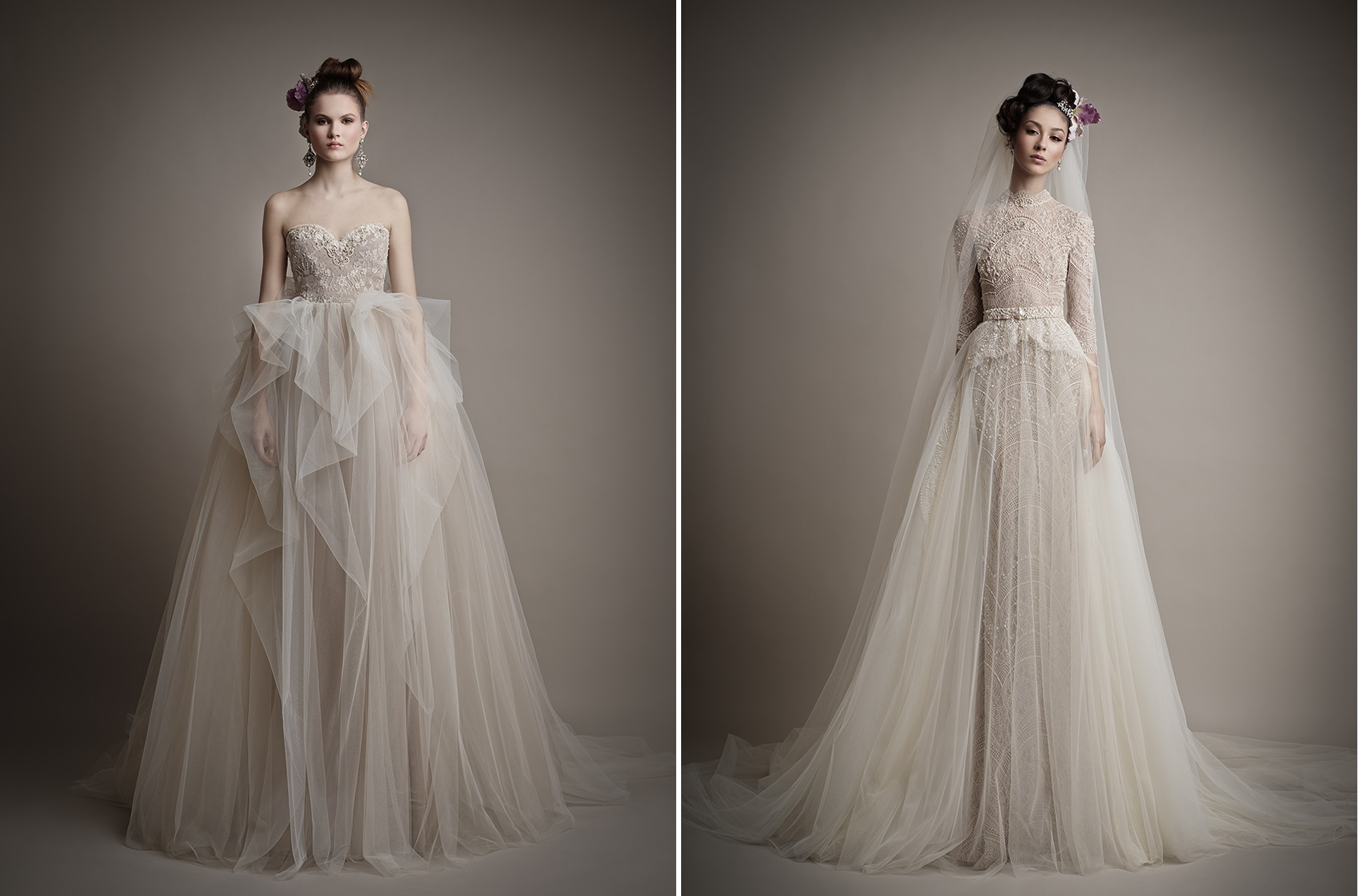 Ersa Atelier's 2015 Bridal Collection - Ang Mey & Eirene Wedding Dresses