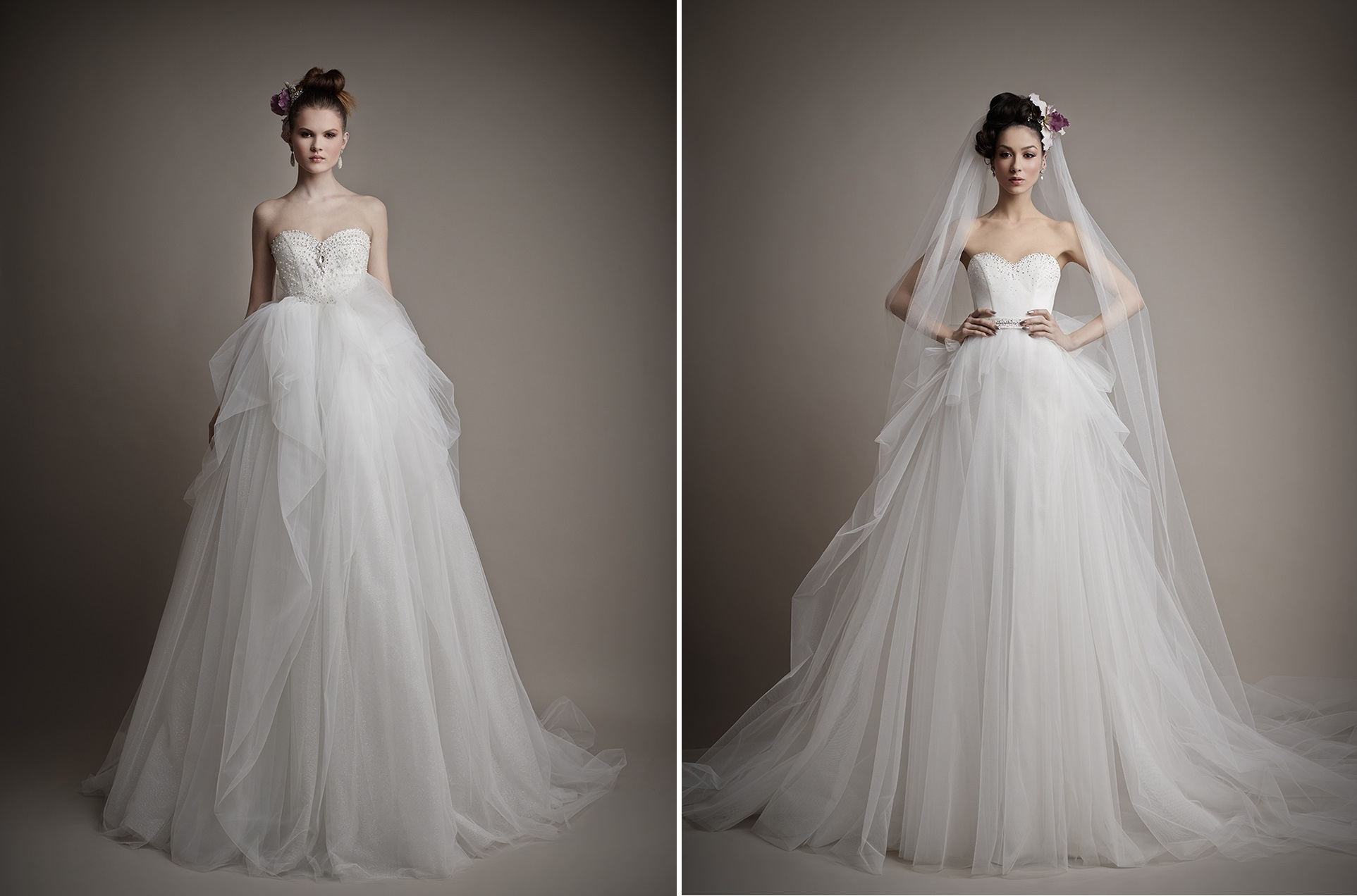 Ersa Atelier's 2015 Wedding Dress Collection