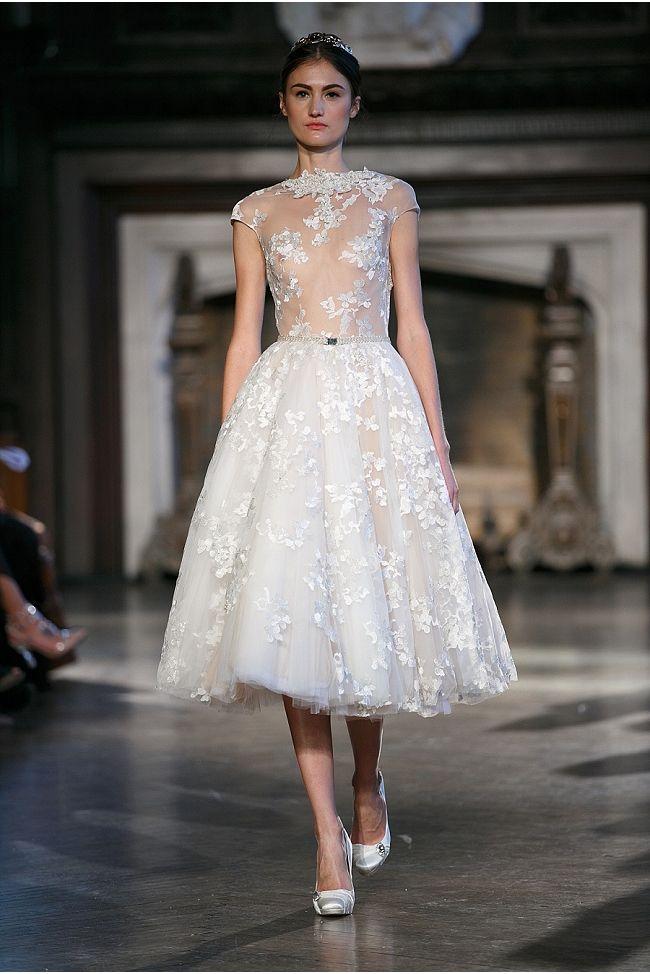 Fall 2015 Bridal Collections - Inbal Dror