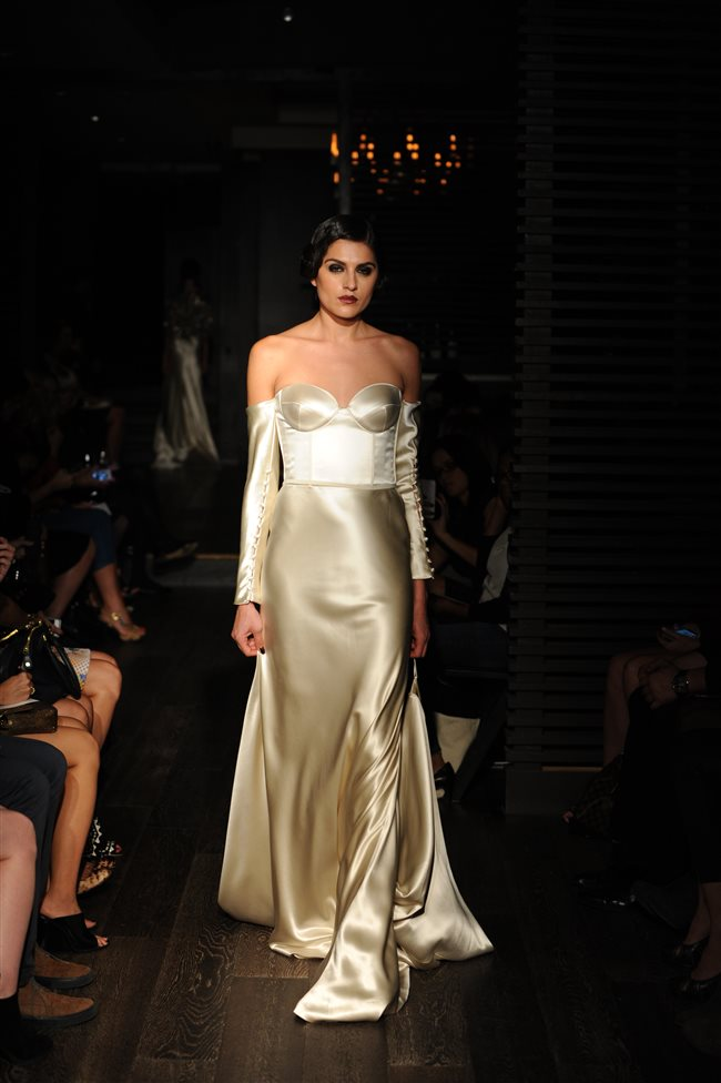 """Starlet"" Johanna Johnson's 2015 Bridal Collection"