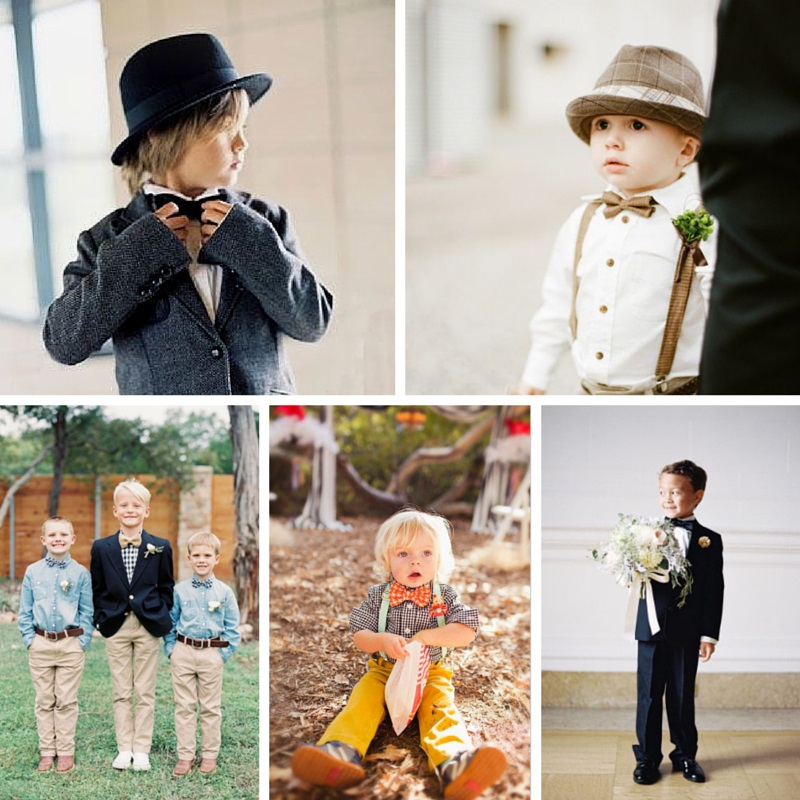 5 of the Sweetest Ring Bearer Ideas
