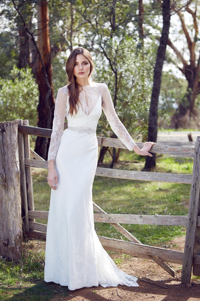 KWH BESPOKE Wedding Dress Collection - Arielle