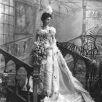 Chic Vintage Victorian Bride - Baroness Christine von Linden
