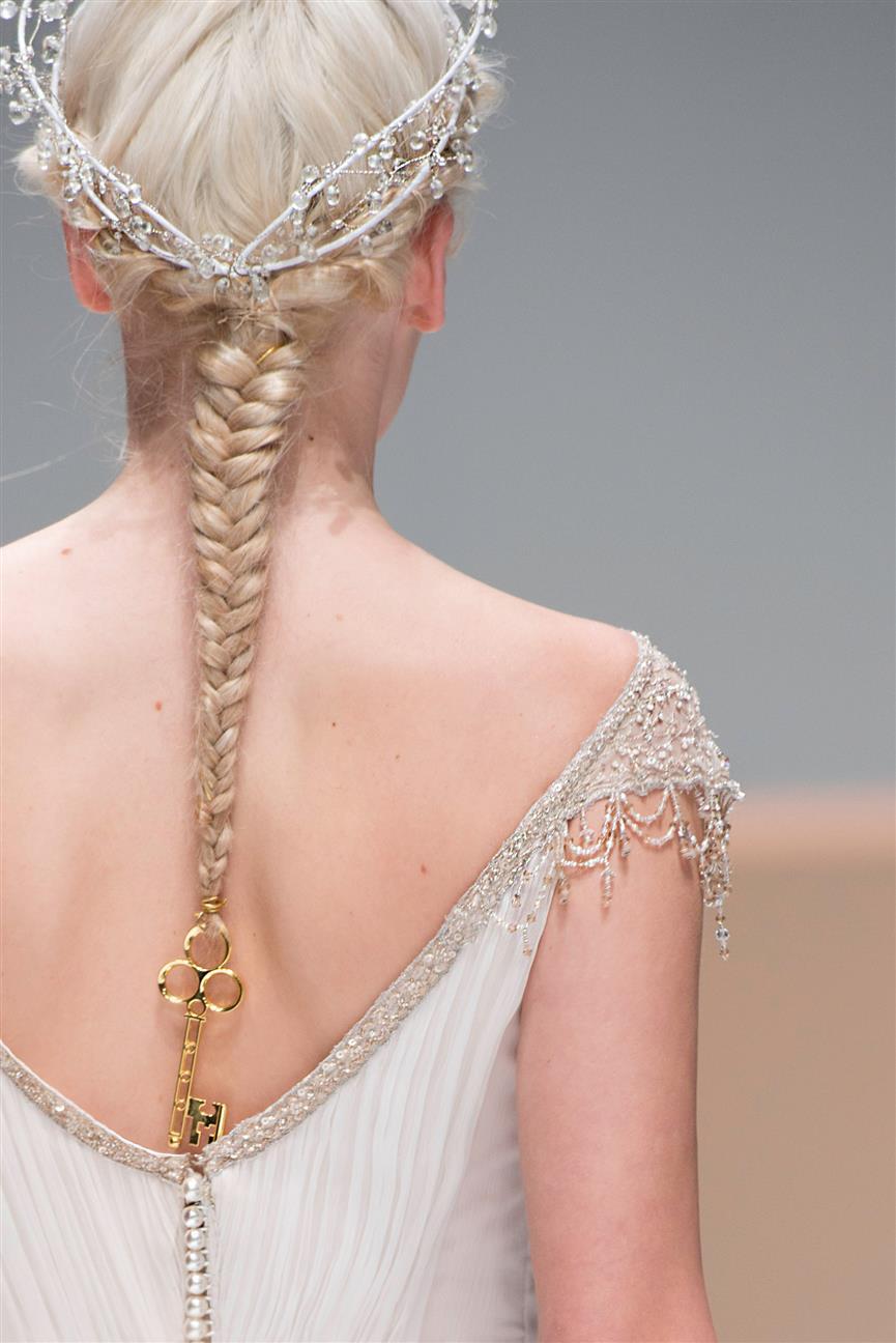 Bridal Braid Gwendolynne Alexis Wedding Dress