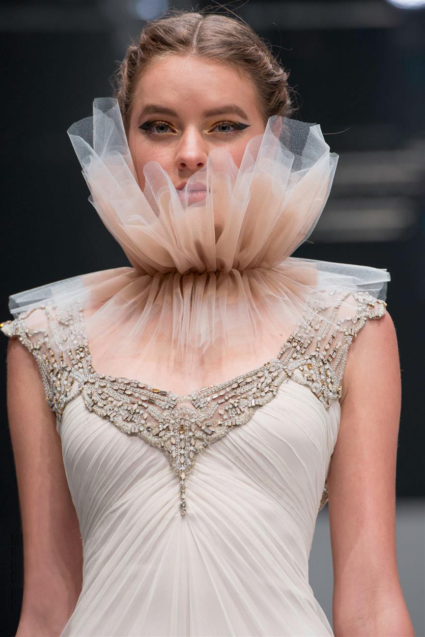 Gwendolynne Celeste Wedding Dress