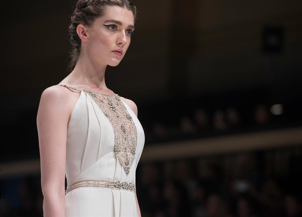 Gwendolynne Khaleesi Wedding Dress