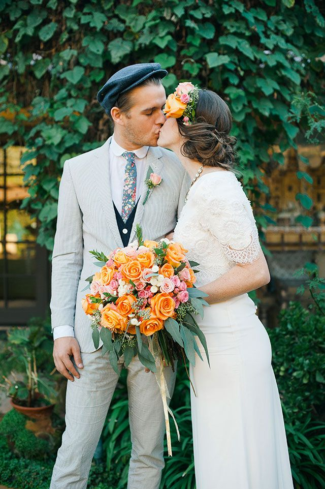 10 Ways to Style Your Groom (and his men) Vintage : Chic Vintage Brides