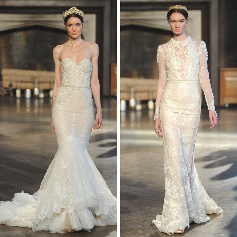 The Regal and Romantic 2015 Bridal Collection from Inbal Dror : Chic ...