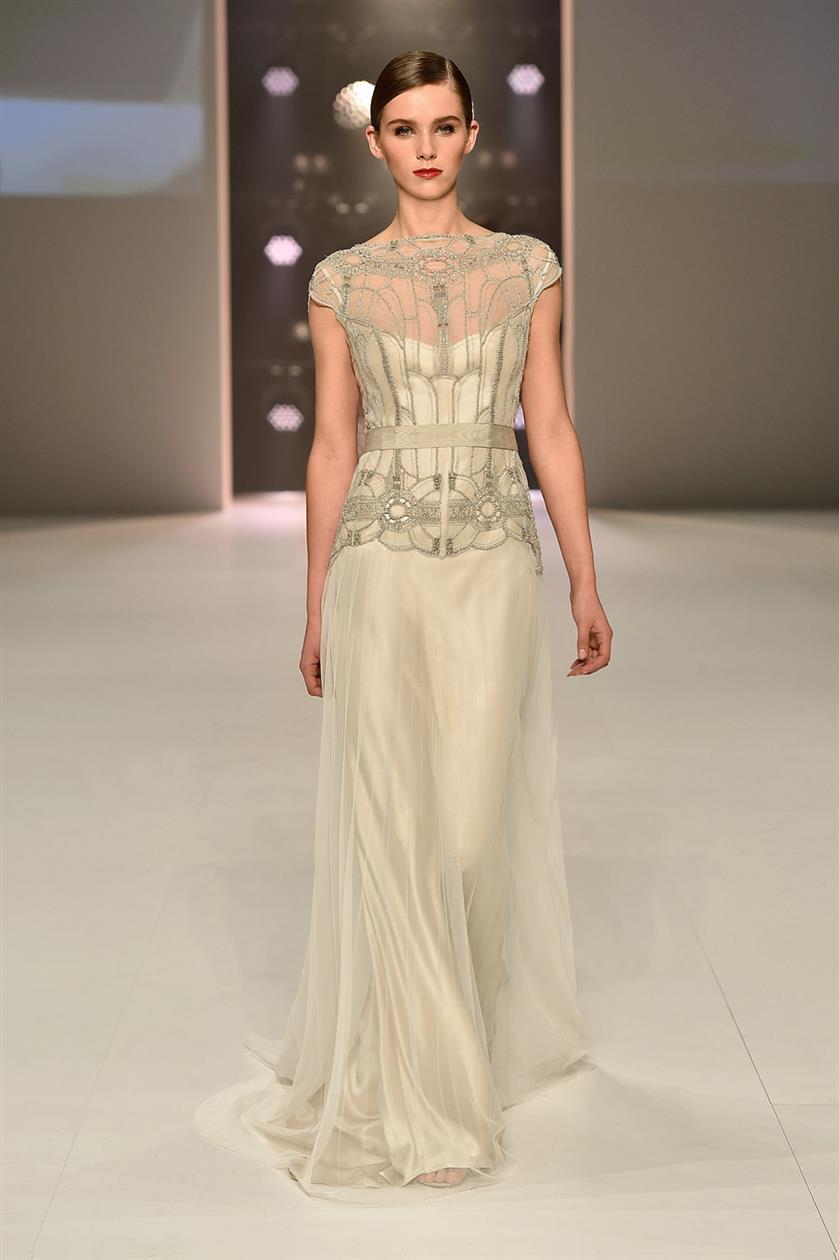 Kyra  - Art Deco Wedding Dresses from Gwendolynne