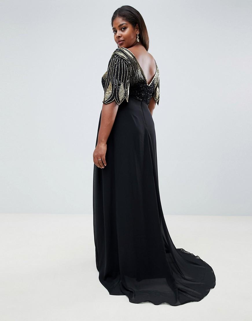 Lena Maxi Dress