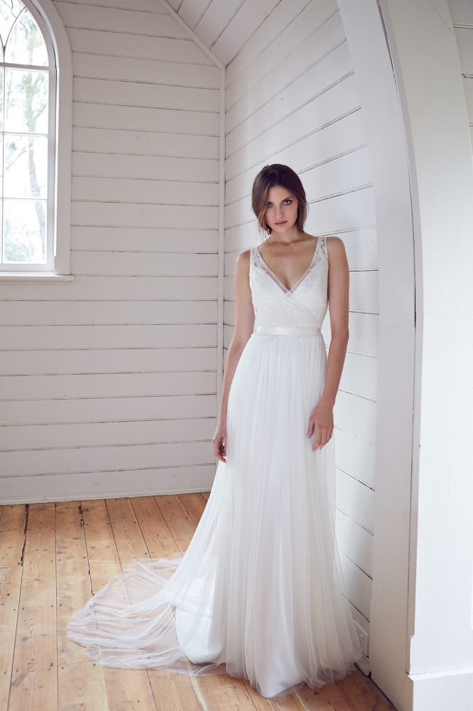 KWH BESPOKE Wedding Dress Collection - Trinity