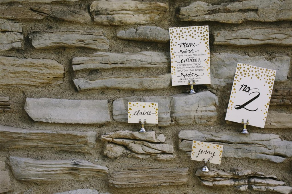 Beautiful Eco Wedding Stationery from Smock