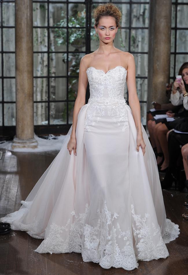 Fall 2015 Bridal Collections - Ines Di Santo