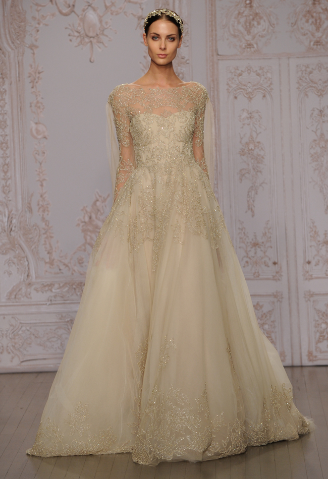 5 Most Beautiful Wedding Dresses For 2015 Chic Vintage