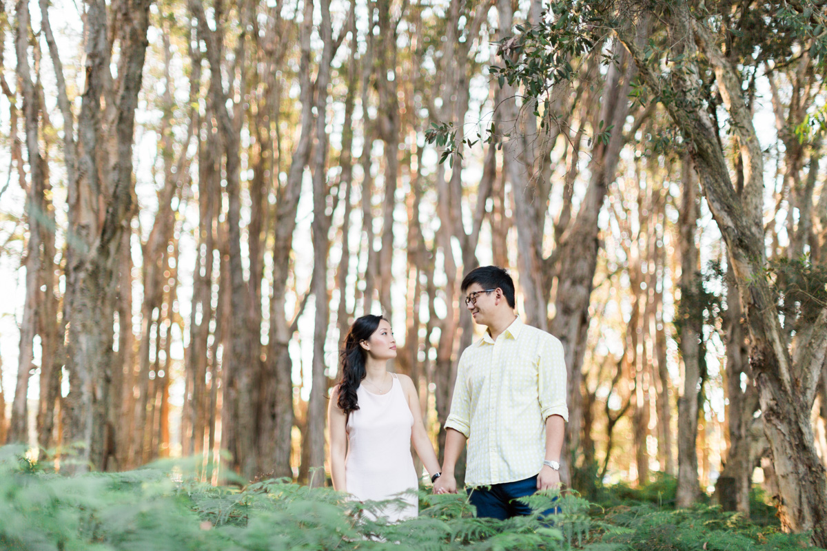 Gorgeous Glamping Engagement Shoot by We Are Origami Photography