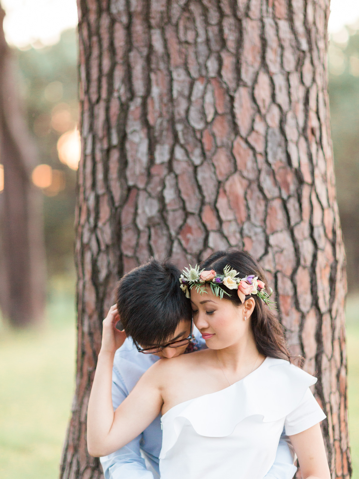 Gorgeous Engagement Session by We Are Origami Photography