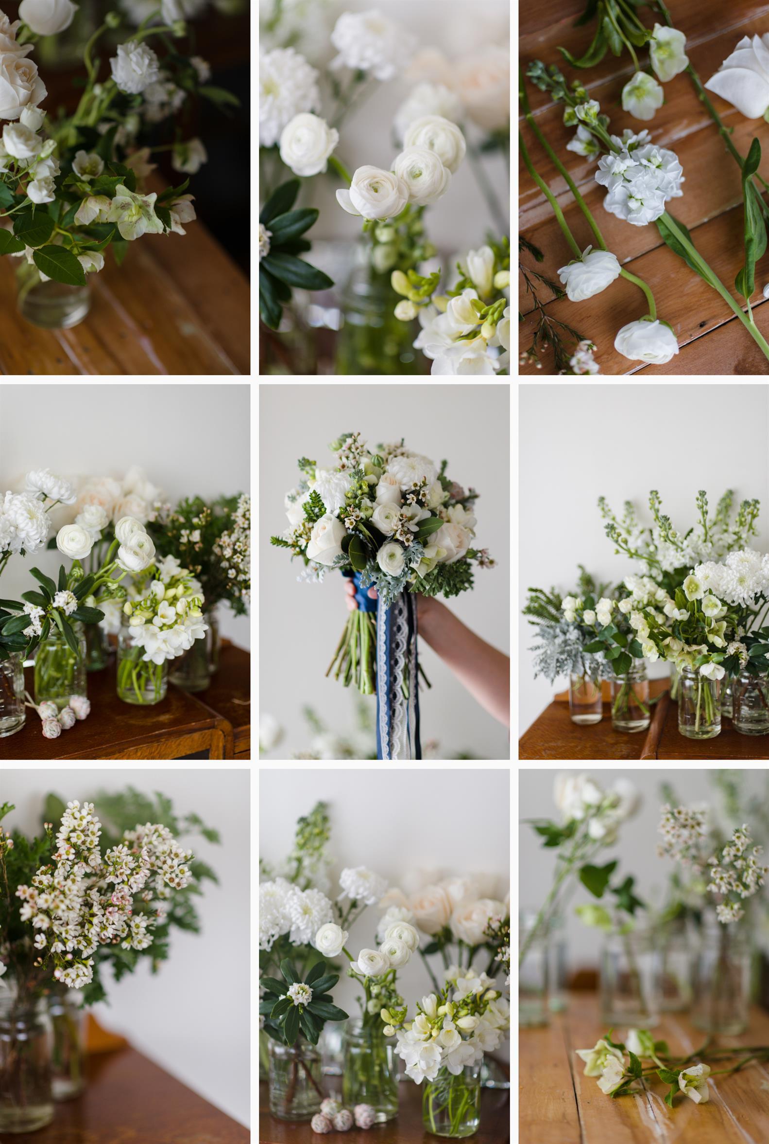 Wedding Bouquet Recipe ~ Scentful Spring Bridal Bouquet
