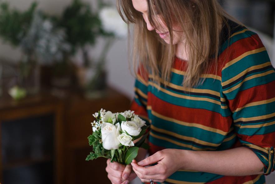 Wedding Bouquet Recipe ~ Scentful Spring Bouquet