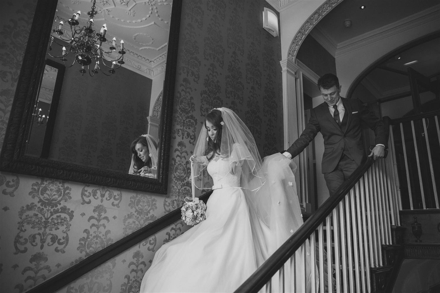 Bride - A Spring 1960s Inspired Wedding