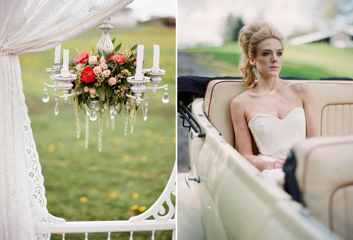 Gorgeous Vintage 1930s Inspired Wedding Ideas by Kirill Bordon Photography