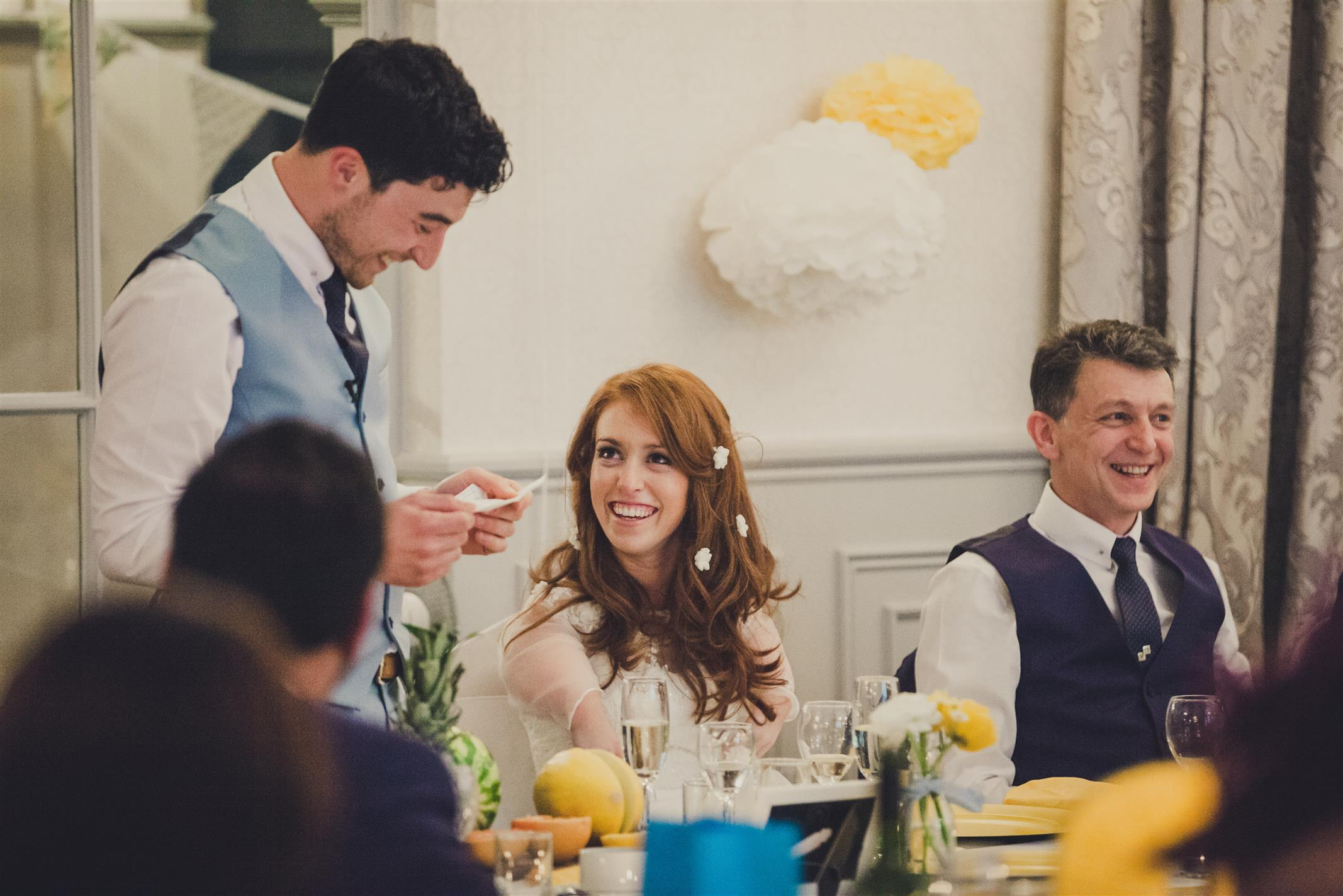 A Spring 1960s Inspired Wedding