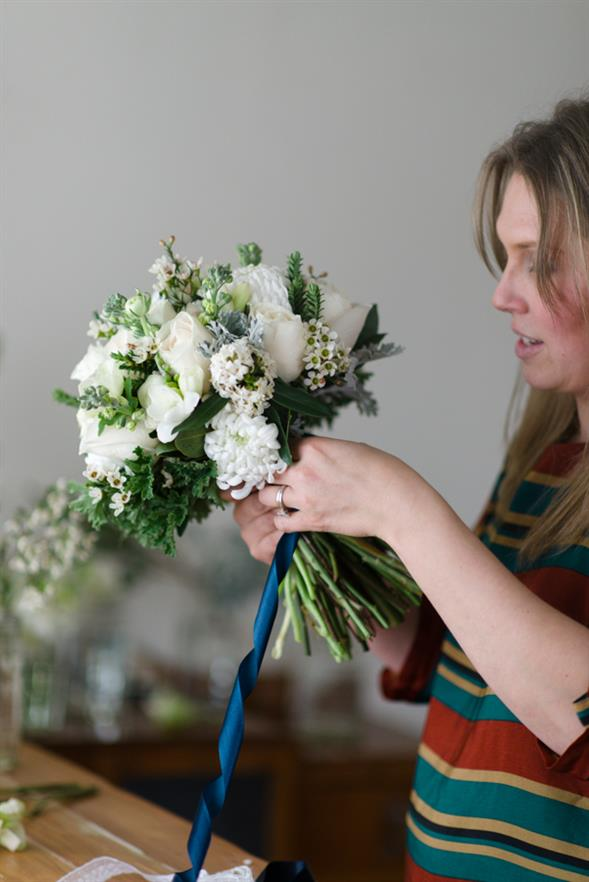 Wedding Bouquet Recipe ~ Scentful Spring Bouquet
