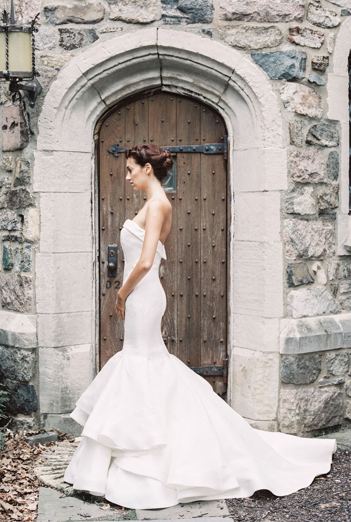 Azalia Wedding Dress - Sareh Nouri 2015 Collection