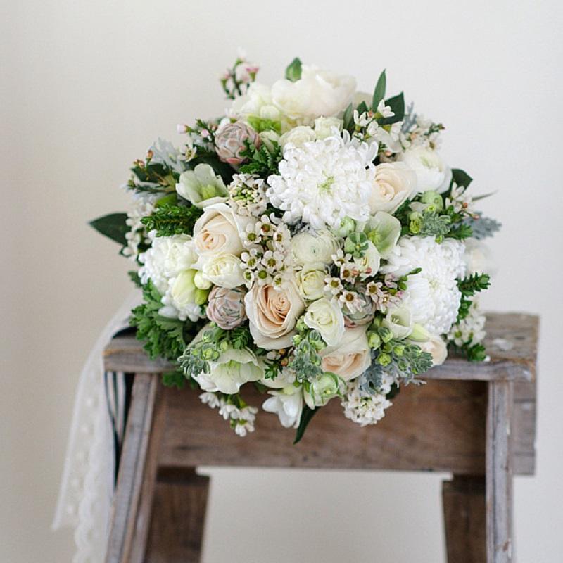 Spring Bridal Bouquet Recipe