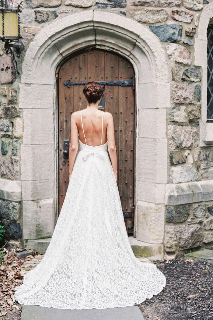 Coco Wedding Dress - Sareh Nouri 2015 Collection