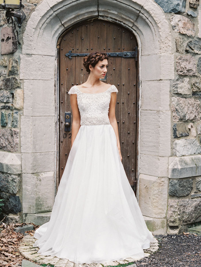 Colette Wedding Dress - Sareh Nouri 2015 Collection