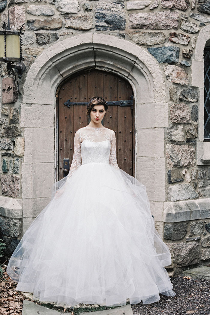 Ezmeralda Wedding Dress - Sareh Nouri 2015 Collection