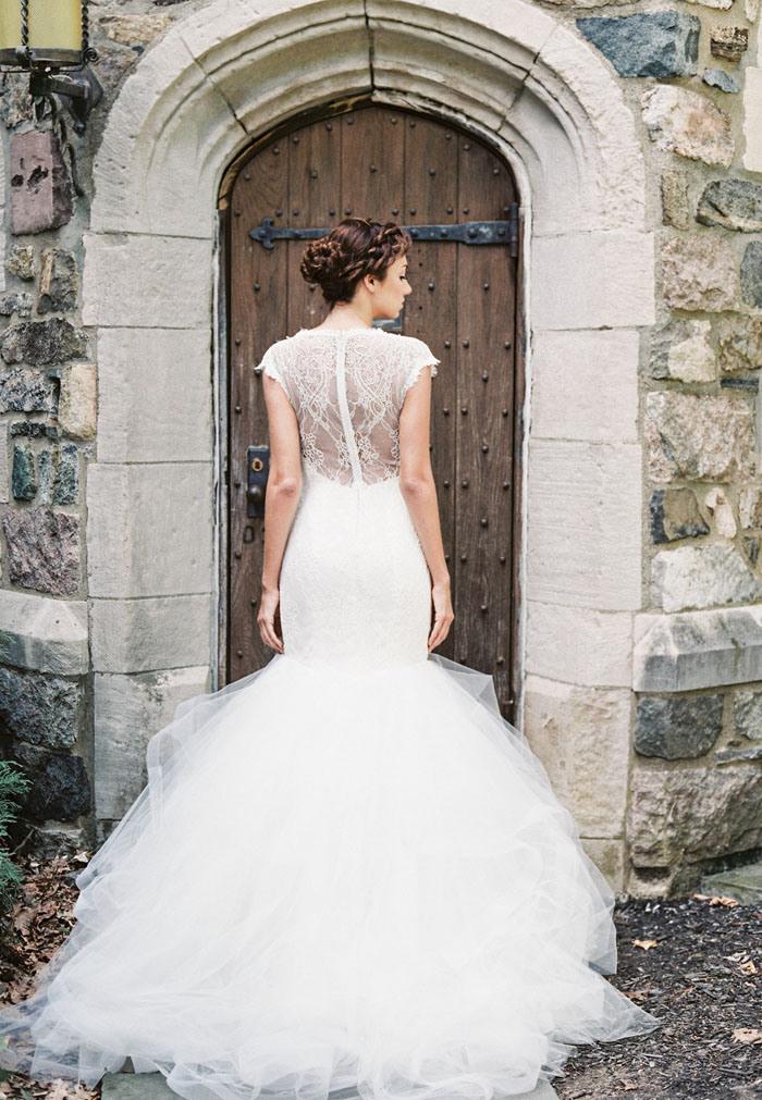 Jacqueline Wedding Dress - Sareh Nouri 2015 Collection