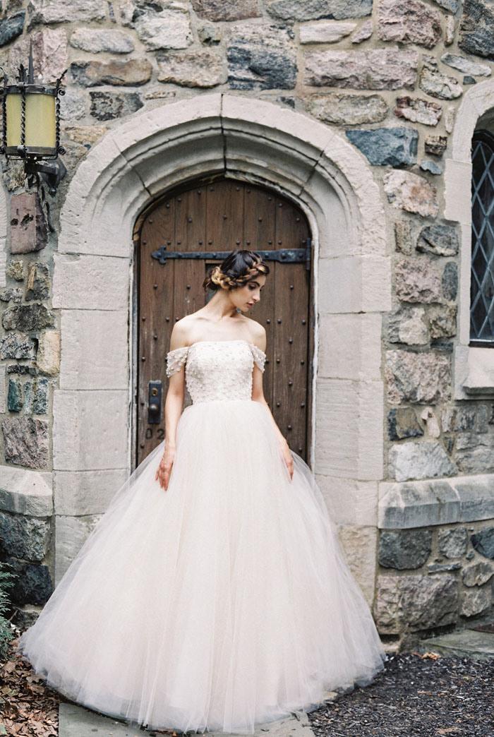 Kristina Rose Wedding Dress - Sareh Nouri 2015 Collection