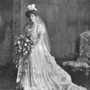 Chic Vintage Edwardian Bride - Lady Deramore