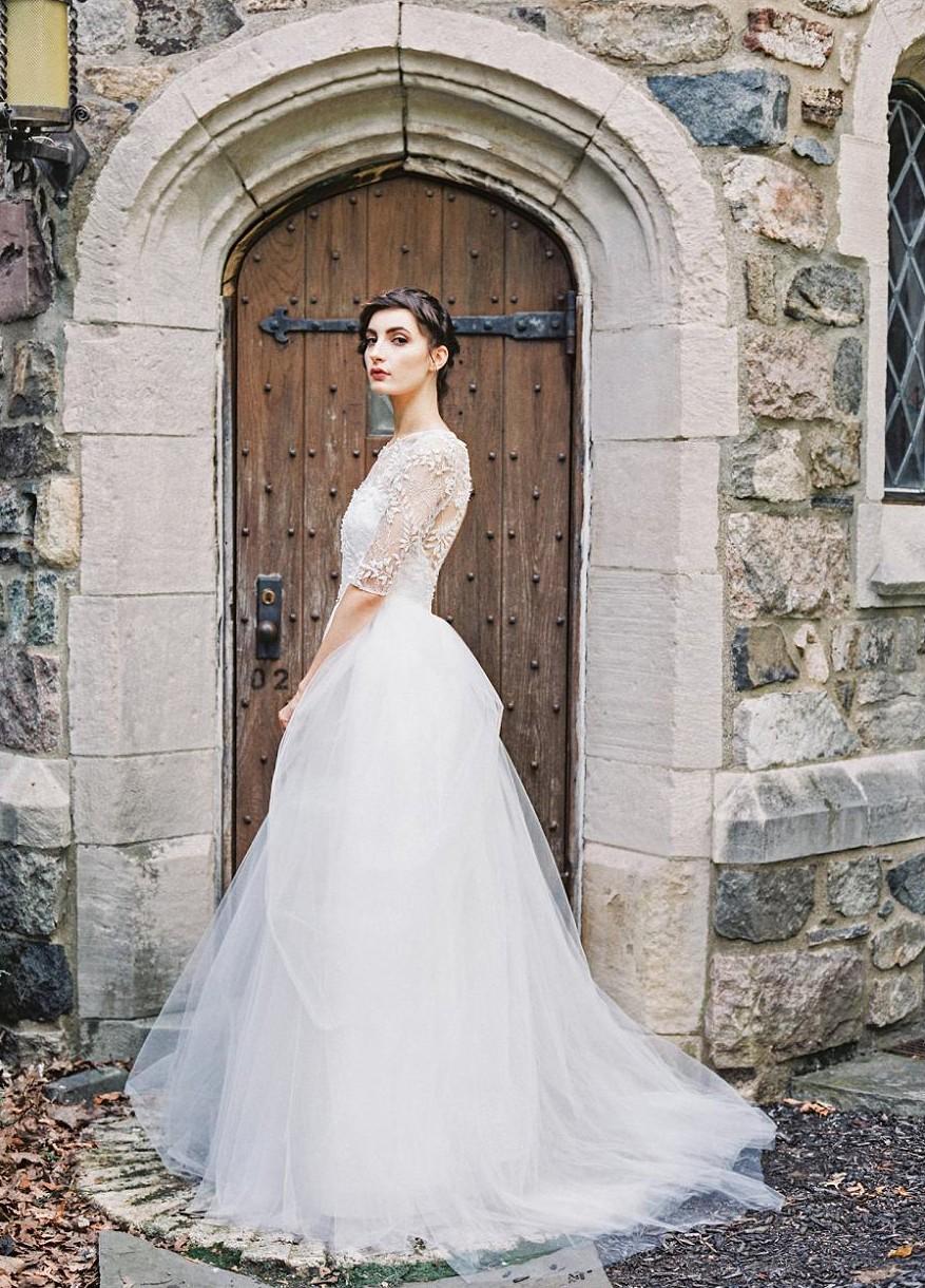 Layla Wedding Dress - Sareh Nouri 2015 Collection