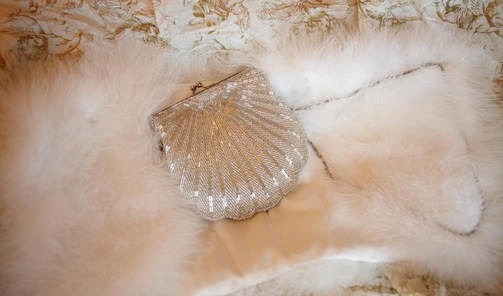 My Bridal Clutch