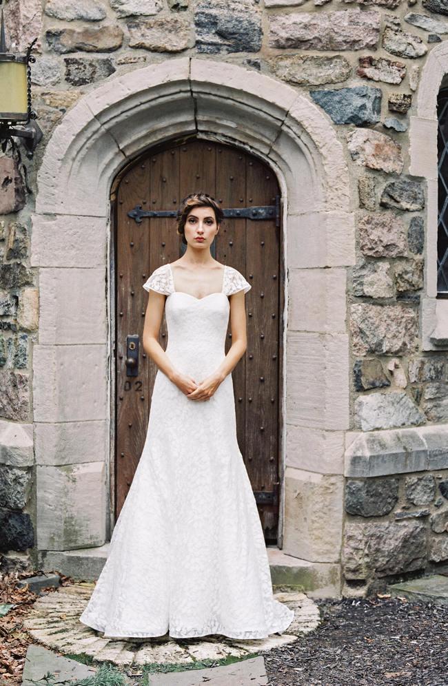 Robin Wedding Dress - Sareh Nouri 2015 Collection