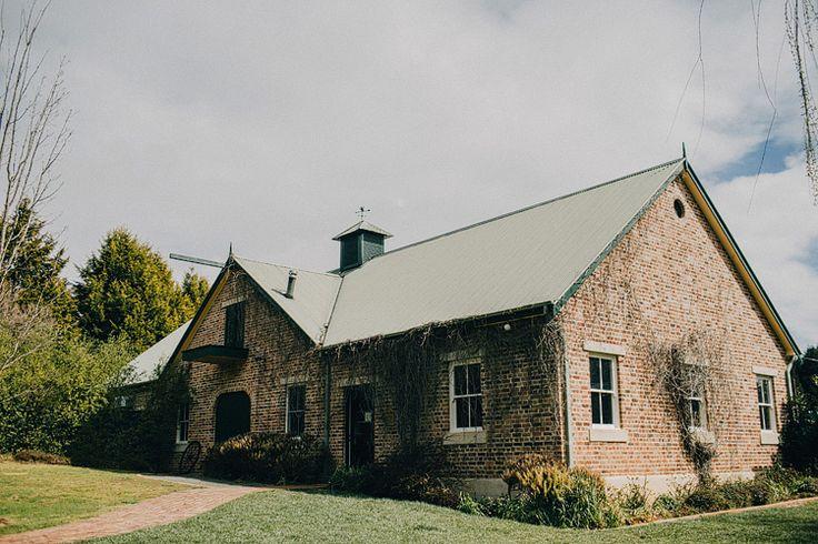 Venue - A Super Stylish DIY Wedding Even the Rain Couldn't Ruin from John Benavente Photography