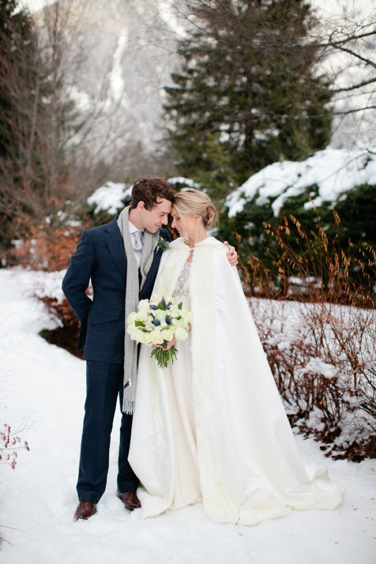 5 Dashing Winter Grooms Looks - Cosy Scarf