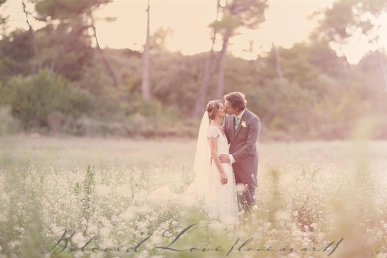 Vintage Wedding Photography - Beloved Love Photography