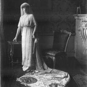 Chic Vintage Edwardian Bride - Lady Violet Manners