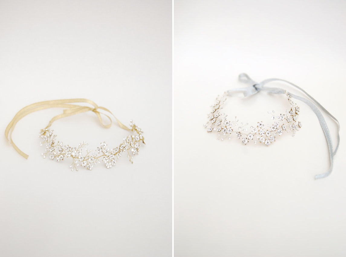 Bridal Hair Vine from Elibre Handmade