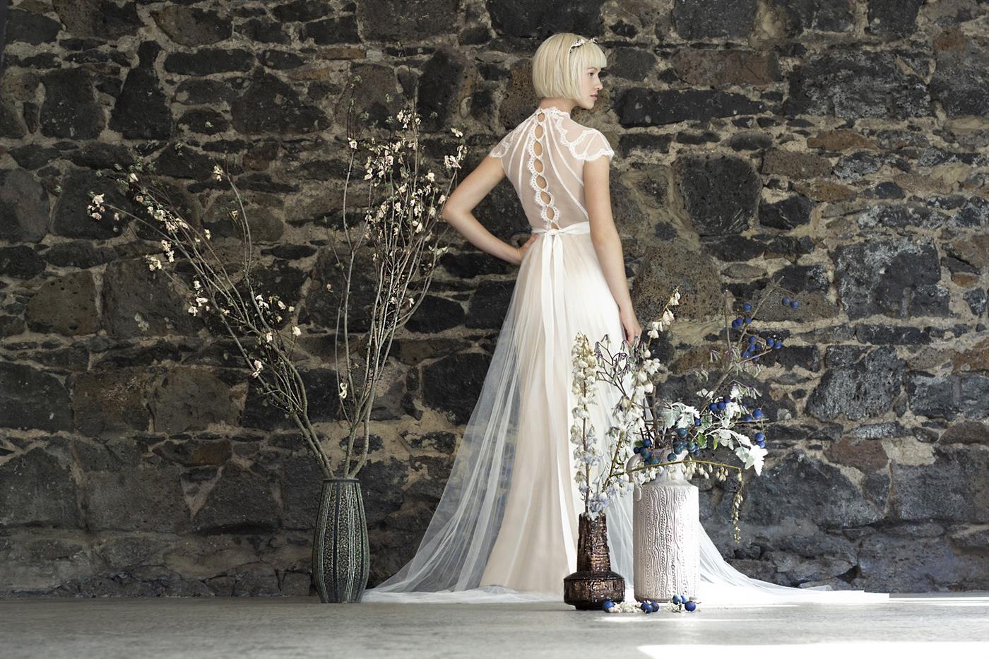 Gwendolynne White - Tianna Wedding Dress
