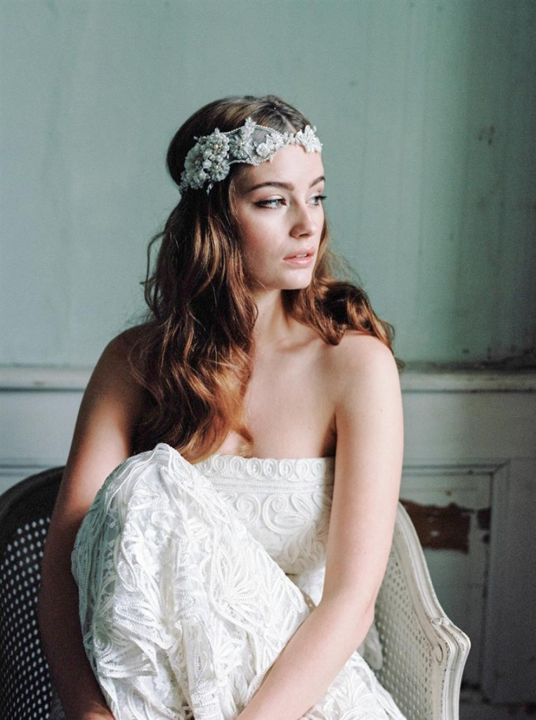 Jannie Baltzers 2015 Bridal Accessories Collection