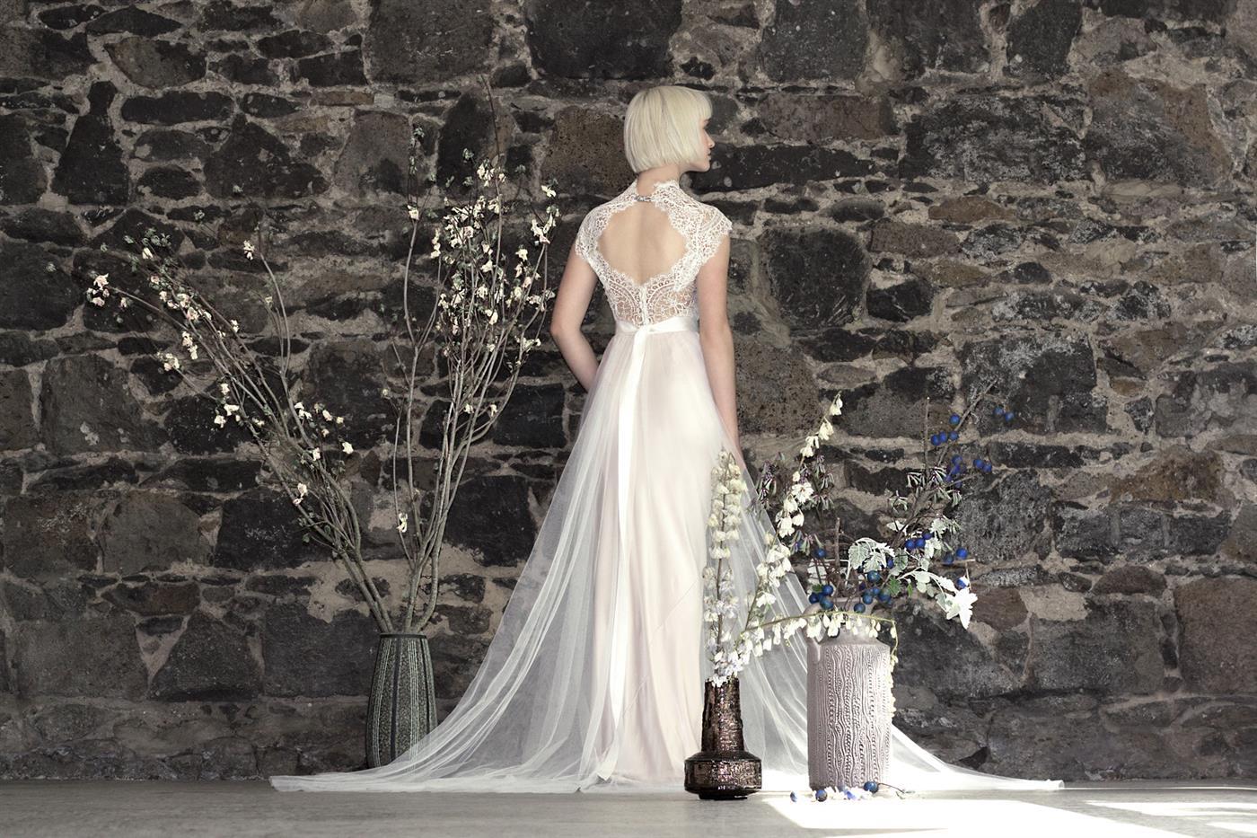 Gwendolynne White - Windsor Wedding Dress