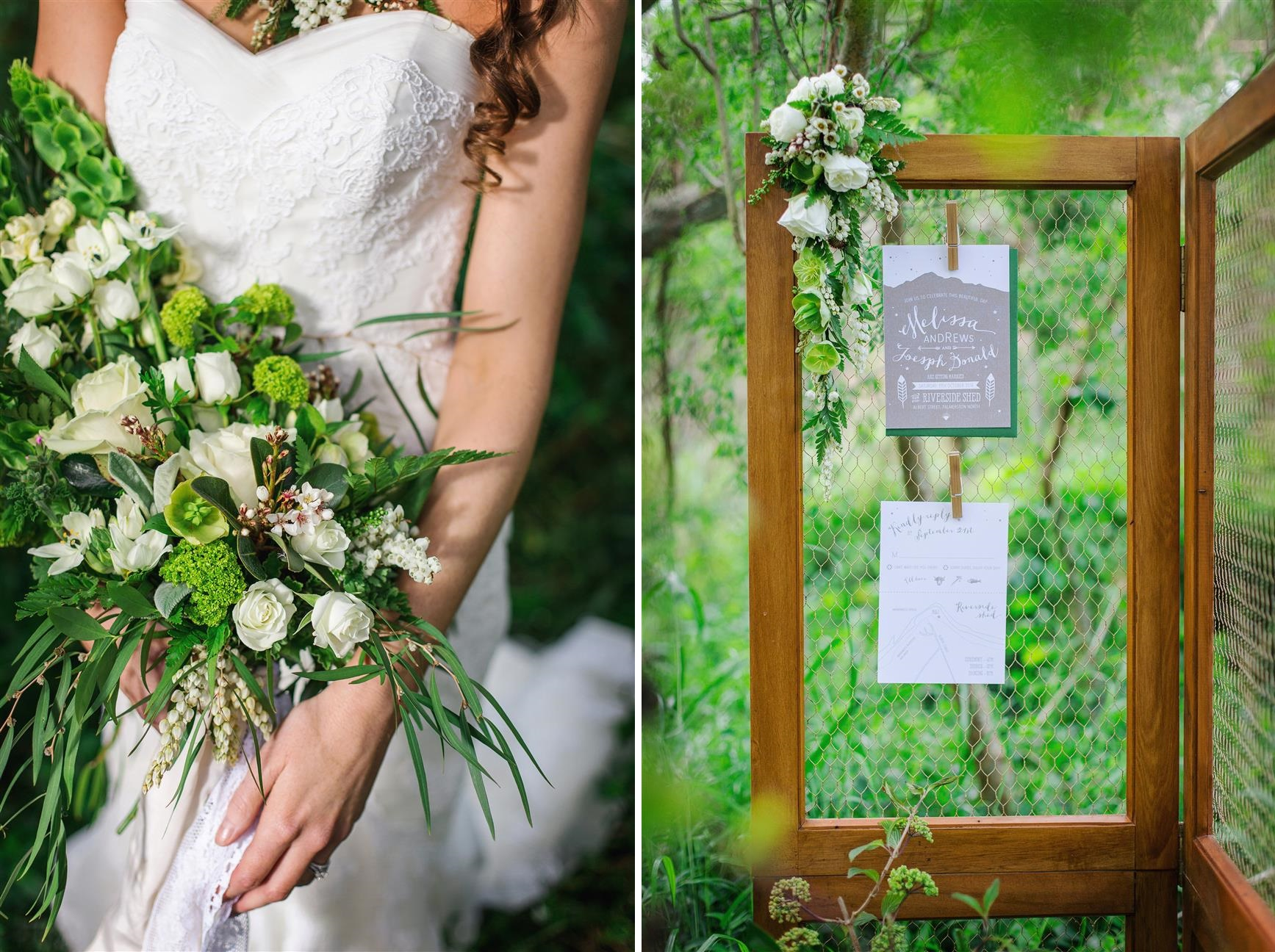 A Lush Spring Boho-Vintage Wedding Inspiration Shoot from Toni Larsen Photography