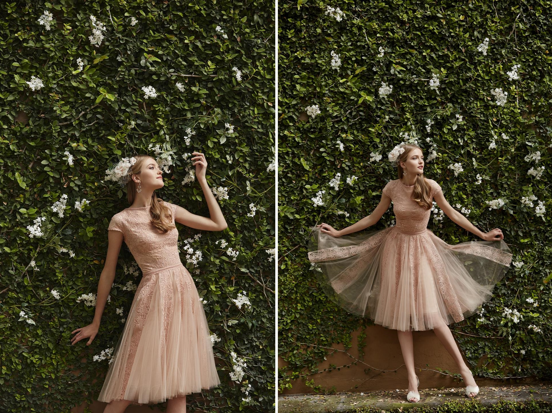 Emelia Dress by Tadashi Shoji for BHLDN