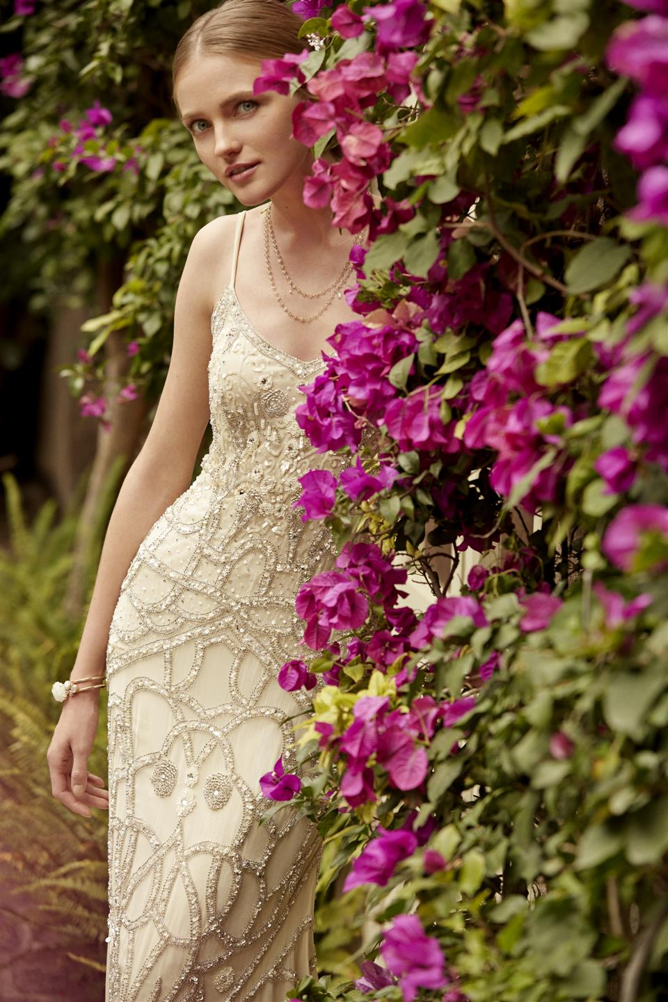 Aria Gown from BHLDN's Spring 2015 Bridal Collection