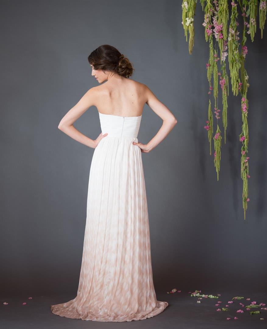Ada Celia Grace Eco Fair Trade Wedding Dress